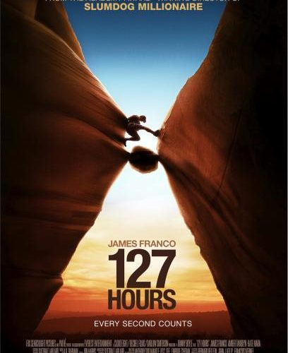 """Academy award-winning director, Danny Boyle, brings to the screen the life story of Aron Ralston in the film """"127 Hours"""". Credit: Fox Searchlight."""