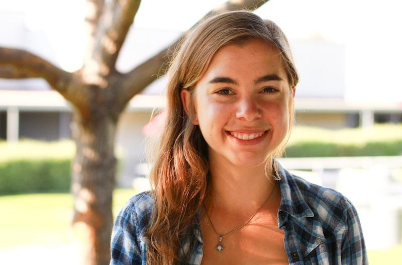 Glenda Marshall received the Ventura County 'Female Student of the Year' award and will be honored on December 12 at . Credit: Aysen Tan/The Foothill Dragon Press