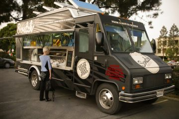 A new food truck named Scratch is making its way around Ventura serving up some interesting creations. Credit: Aysen Tan/The Foothill Dragon Press