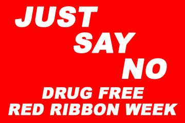 This week is Red Ribbon Week and will be filled with activities to motivate students to be drug free. Credit: Aysen Tan/The Foothill Dragon Press
