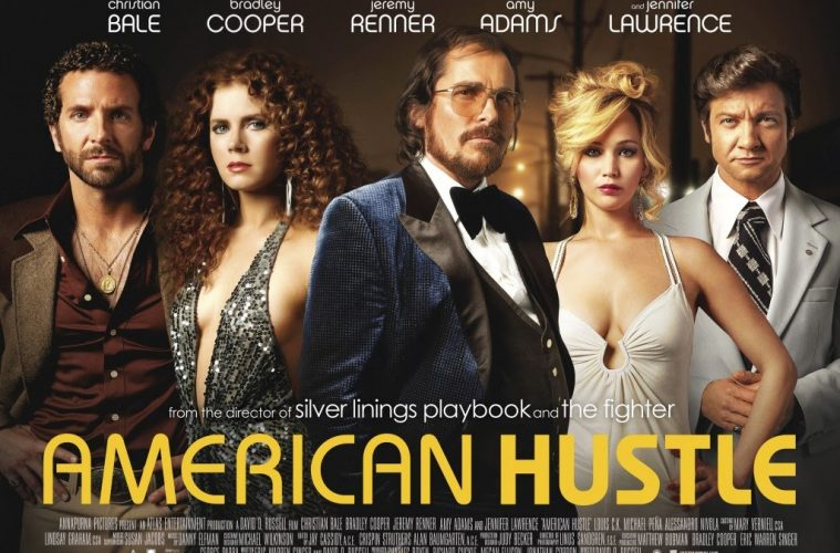 """""""American Hustle"""" perfectly captures the sleazy drama of the '70s. Credit: Columbia Pictures"""