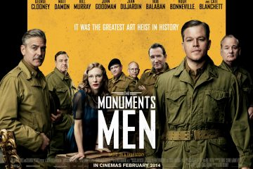 """The film version of """"The Monuments Men"""" did not keep to the book's plot. Credit: Columbia Pictures"""