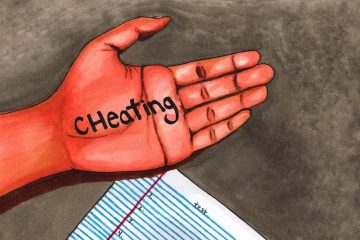 The recent cheating scandal that broke out in an AP class is no surprise. Credit: Lucy Knowles/The Foothill Dragon Press