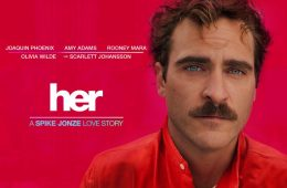 """Her"" tells the story of a man who falls in love with his computer operating system. Credit: Warner Bros. Pictures"