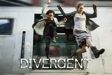 "The movie version ""Divergent"" captures Americans' attention with it's mostly accurate portrayal of the award-winning teen book. Credit: Katherine Tegen Books"