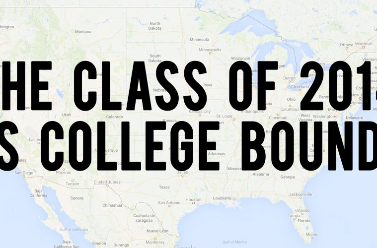 college map 2014