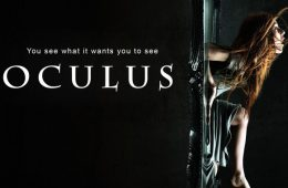 """Oculus"" pushes the boundaries of scary. Credit: Intrepid Pictures"