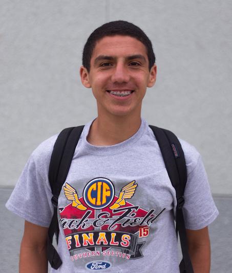 Junior Moses Bojorquez had a personal record of 9;33 at CIF Finals. Credit: Austin Hunt/The Foothill Dragon Press
