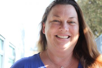 Wendy Dowler was chosen to be the new Technology Coordinator this year. Credit: Rachel Horiuchi/The Foothill Dragon Press
