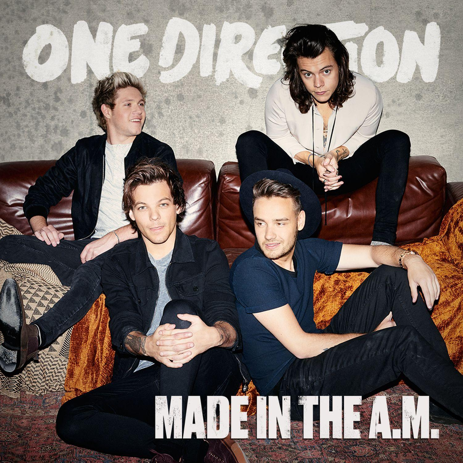 Music review: One Direction shouldn\'t make music in the A.M. – HS ...