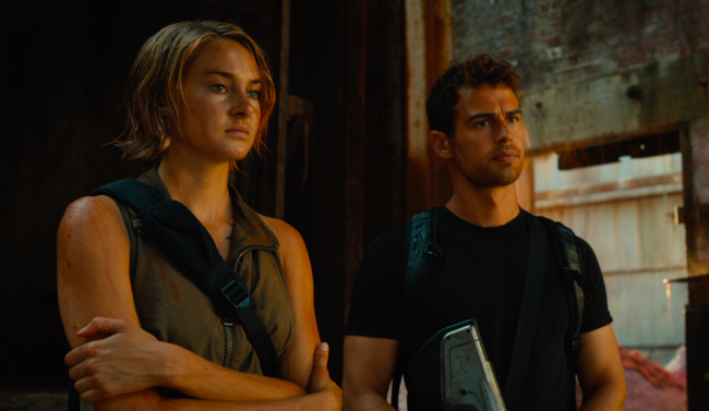 the divergent series allegiant The Divergent Series: Allegiant movie redeems the franchise, yet disappoints fans