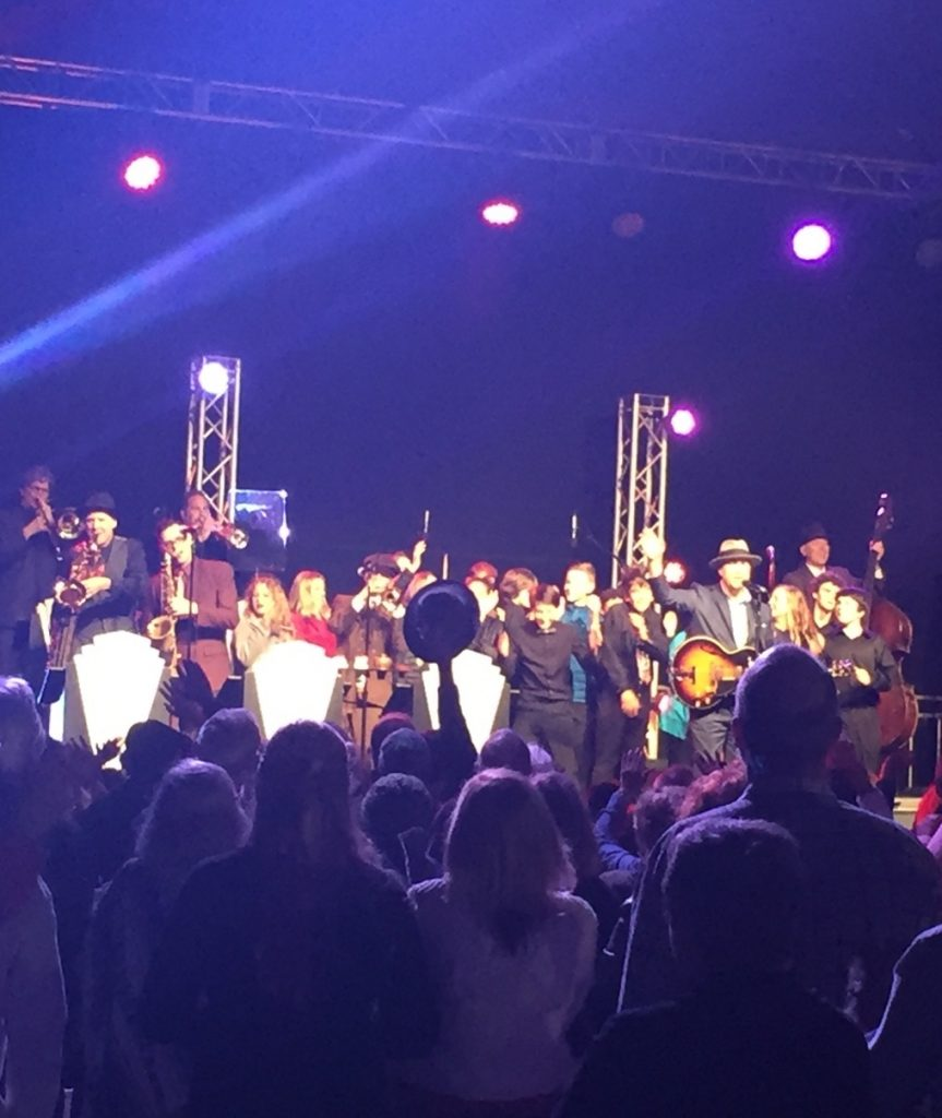 Slack for iOS Upload 863x1024 Ventura swings with Big Bad Voodoo Daddy on its 150th anniversary