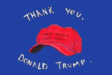 Thanks Donald Trump