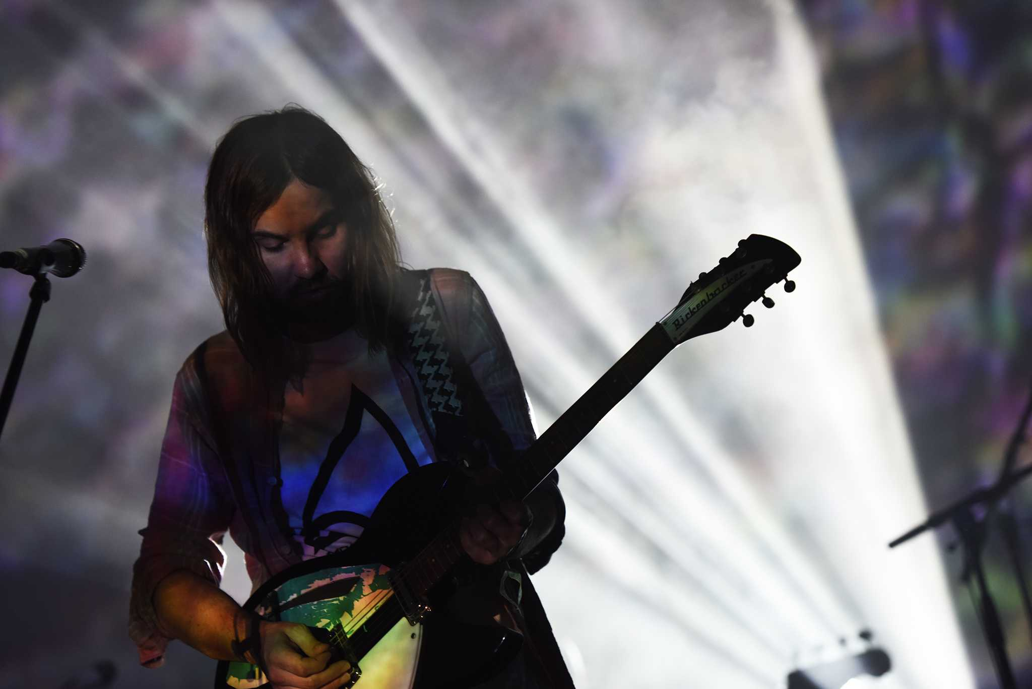 Tame Impala at Main Stage by Everett Fitzpatrick for FYF Fest