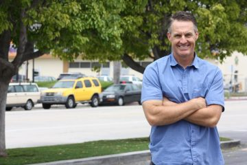 Briggs will be principal at Carpenteria Middle School. Credit: Abigail Massar / The Foothill Dragon Press
