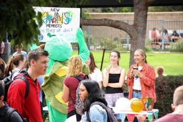Credit: Abigail Massar / The Foothill Dragon Press