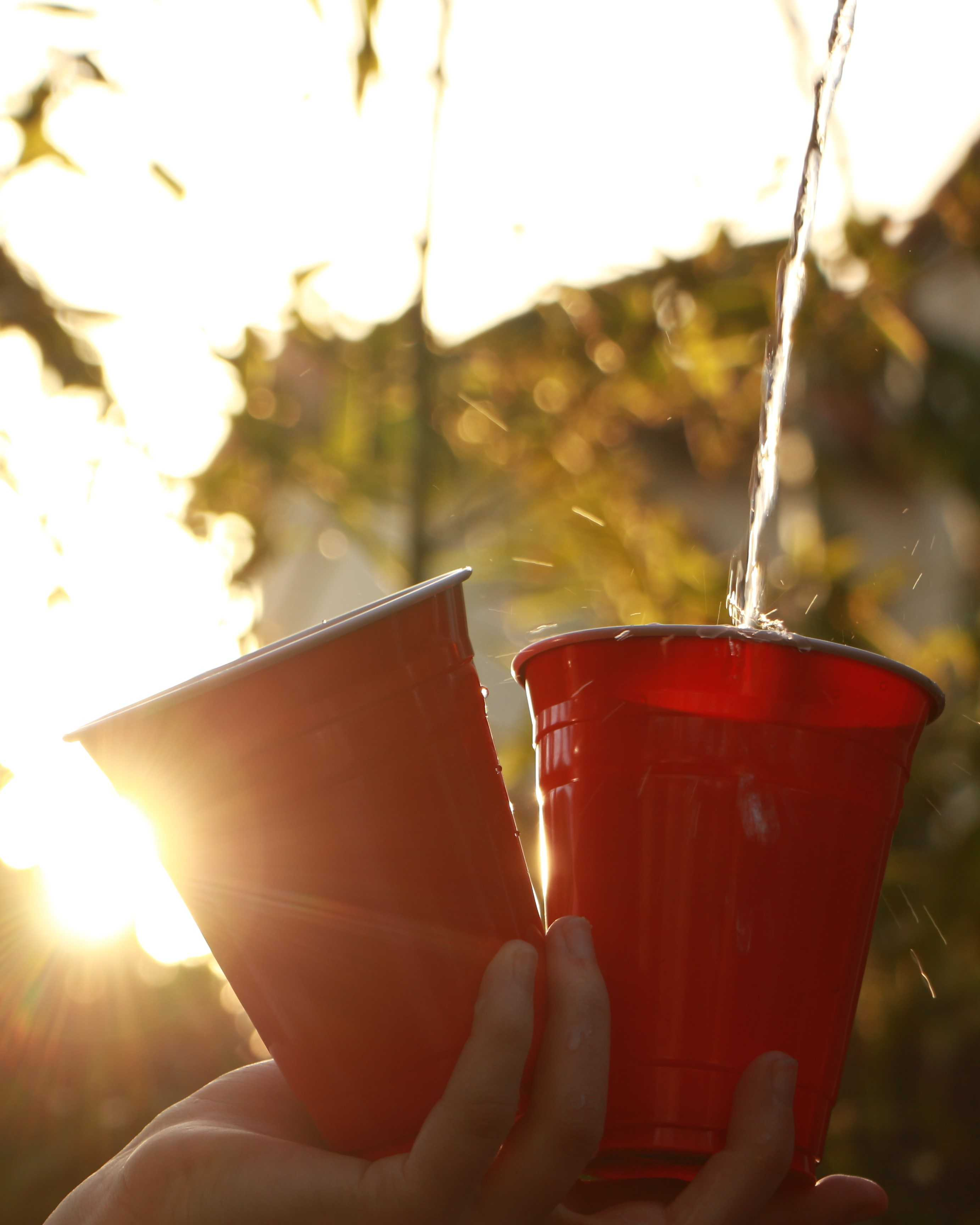 The CDC reported that people aged 12-20 consume 11 percent of all alcohol in the United States; 90 percent of this drinking is classified as binge drinking. Credit: Jason Messner / The Foothill Dragon Press