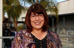 Assistant Principal Lisa Harvill. Credit: Abigail Massar / The Foothill Dragon Press
