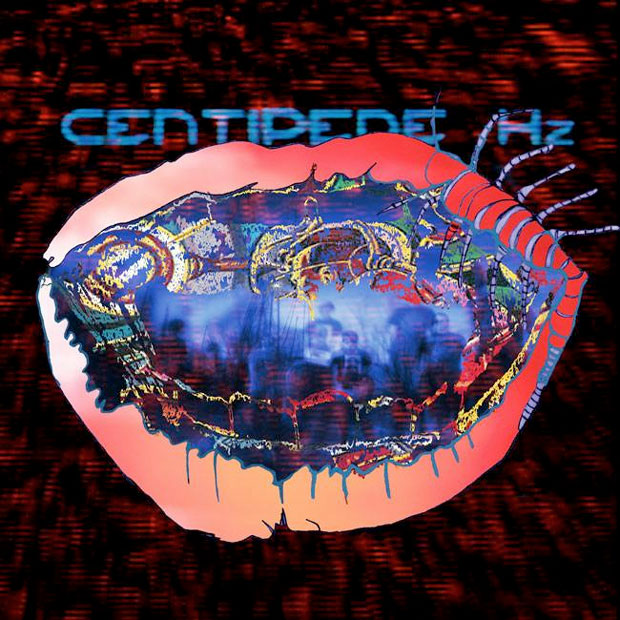 """Animal Collective's newest release, """"Centipede Hz,"""" is one of the Dragon Press' picks for the 10 best albums of 2012. Credit: Domino"""