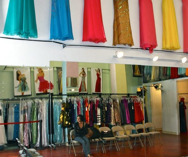 California Main Dress Shop The Foothill Dragon Press