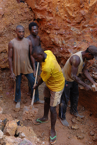 congo s mineral use in africa As china strives to build economic and trading links in central africa and the congo where one actor might gain control of all the region's colossal mineral.