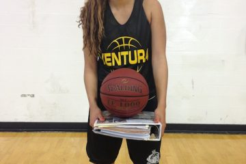 Like junior Kayalin Irby, student athletes are under much more stress and pressure than the regular high school student. Credit: Natalie Smith/The Foothill Dragon Press