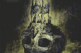 """Metalcore band, The Devil Wears Prada, released their new album, """"Dead Throne."""" Credit: Rise Records"""