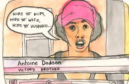 Antoine Dodson's original TV interview sparked a wave of fame and business opportunities for him. Credit: Alex Phelps/The Foothill Dragon Press.