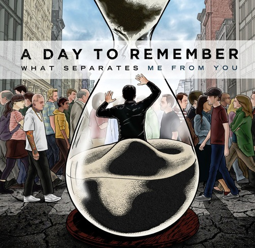 "The band, A Day to Remember, releases a new album in November, titled ""What Separates Me From You"". Credit: Wade Studios"
