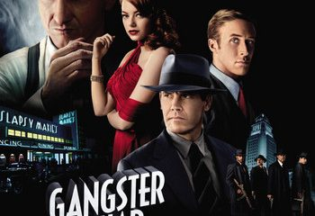 """""""Gangster Squad,"""" starring Ryan Gosling and Sean Penn, tells the story of LA cops who try to take down a mob king. Credit: Warner Bros. Studios"""