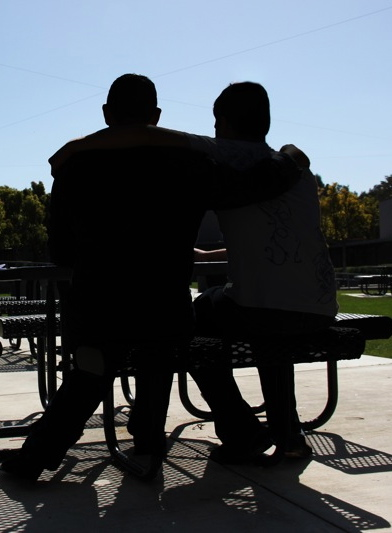 The majority of students said that Foothill is tolerant of LGBT students in an informal survey conducted by The Foothill Dragon Press. Photo illustration credit: Aysen Tan/The Foothill Dragon Press