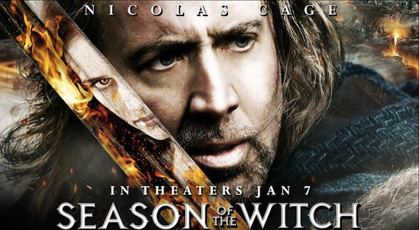 Released Jan. 7, Season of the Witch not a must-see movie. Courtesy of Relativity Media.