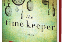 """The Time Keeper"" by Mitch Albom creates a world where time is meaningless and forever is a possibility. Credit: Hyperion Books/The Foothill Dragon Press"
