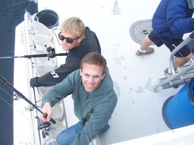 BioScience takes to the open seas to gather DNA (13 photos)