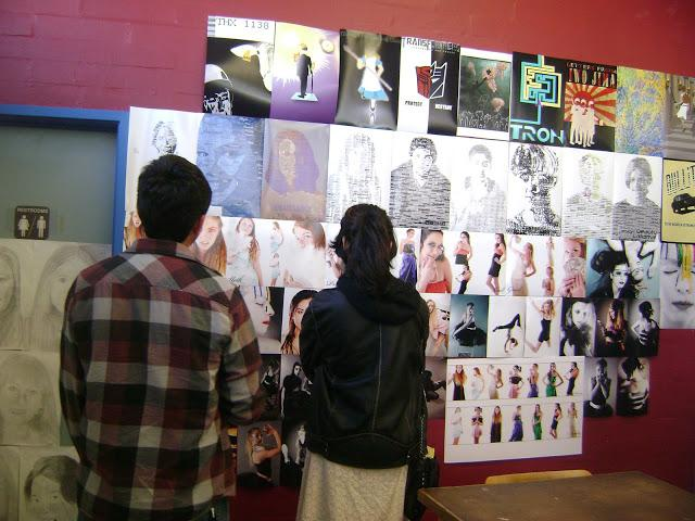 End of year finds Foothill artists at downtown gallery (8 photos)