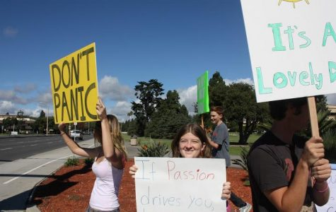 "Foothill rallies to ""Restore Sanity and/or Fear"" (19 photos)"