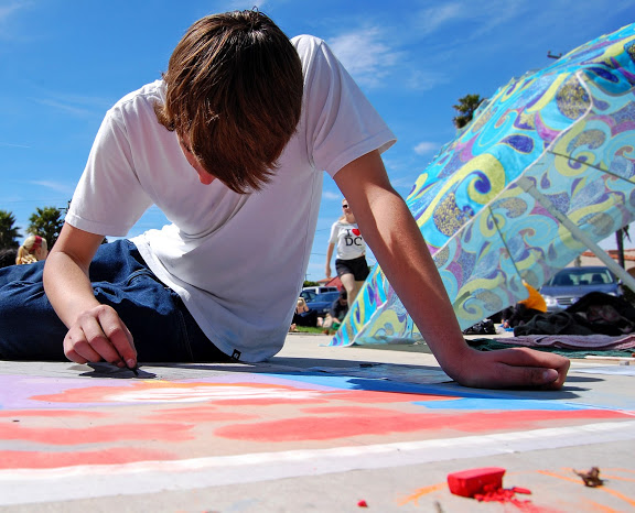 Ventura High is all its chalked up to be (10 photos)