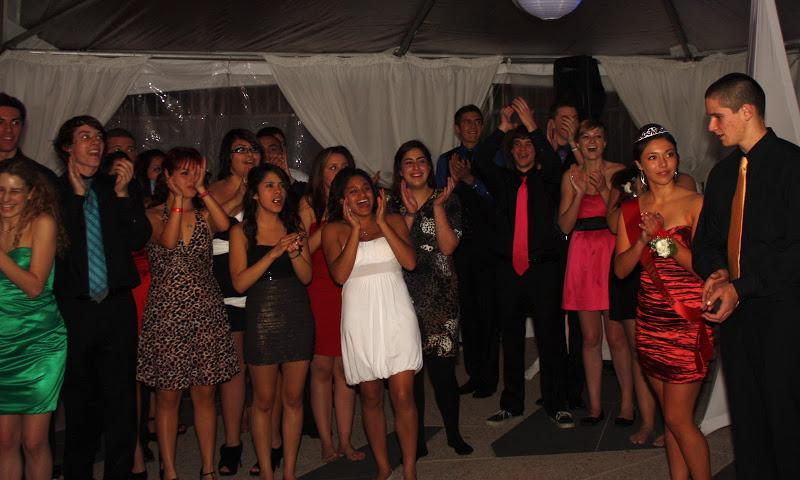 Students dance at Winter Formal 2011 (45 photos)
