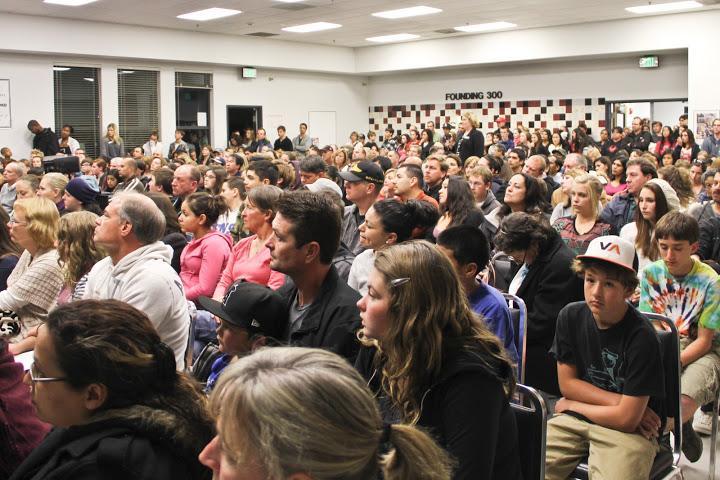 Prospective students attend Information Night (14 photos)