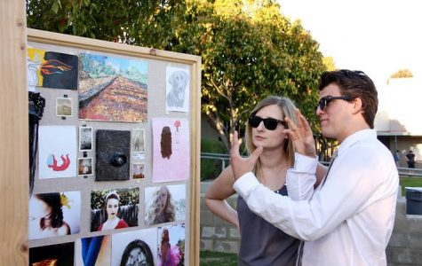 "Foothill's annual art show reveals ""thriving art community"" (30 photos)"
