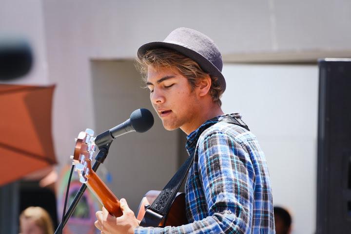 Foothill talent travels through decades at Air Guitar (66 photos, 2 videos)
