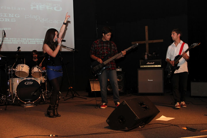 Foothill senior hosts benefit concert Friday for children at St. Judes (18 photos)