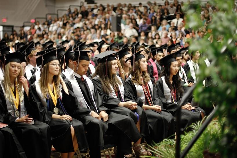 Class of 2012 becomes tenth Foothill class to turn tassels (89 photos)