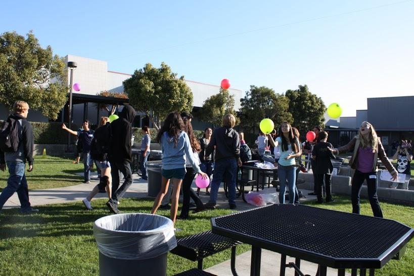 Freshmen learn of Angel Potato Revolution (17 photos)
