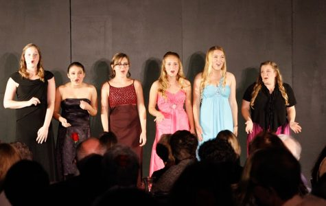 Company show choir performs to benefit homeless and foster youth programs (35 photos)
