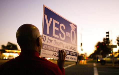 VUSD staff, students rally support for Measure Q (28 photos)