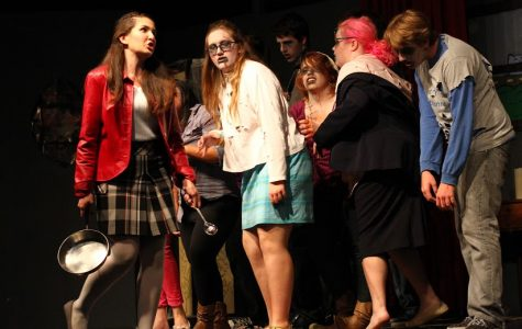 """""""Night of The Teenage Zombies,"""" great comeback for drama department (15 photos)"""