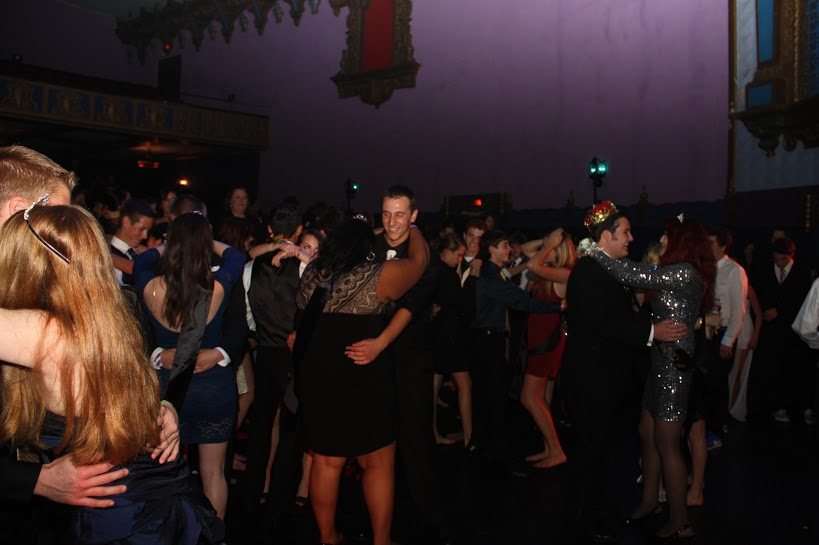 Students dance the night away Old Hollywood style at Winter Formal (66 photos)