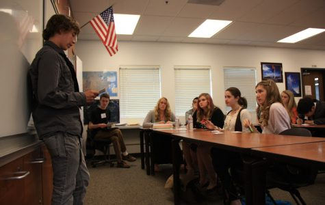 """Freshmen debate how """"America Eats"""" for the revamped Ninth Grade Project (11 photos)"""
