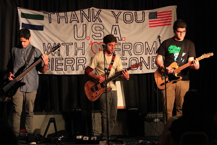 Local musicians perform at Schools for Salone and West Africa Medical Missions benefit concert (33 photos)